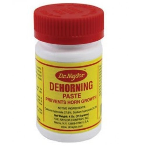 Dr. Naylor Dehorning Paste Prevents Horn Growth 100g