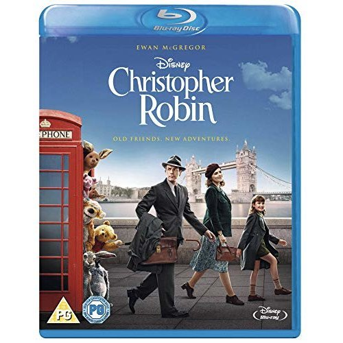 Christopher Robin Blu-Ray [2018]