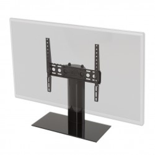"""King Universal Table Top Replacement Pedestal TV Base Stand for up to 55"""" inch"""