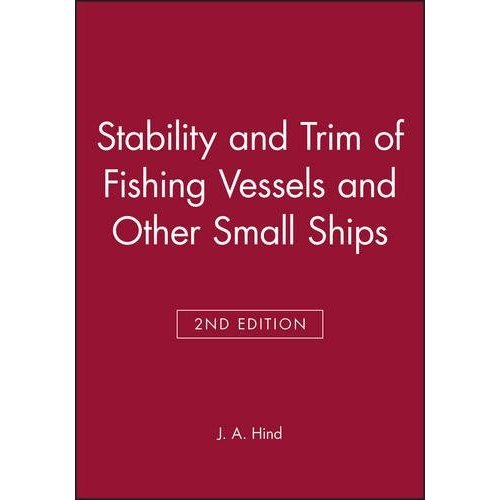 Stability and Trim of Fishing Vesse 2e