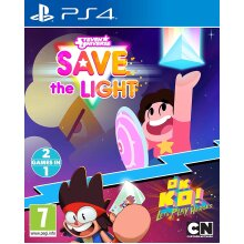 Steven Universe Save The Light And OK K.O.! Lets Play Heroes (PS4)