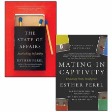 Esther Perel 2 Books Collection Set