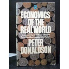 Economics Of The Real World - Used