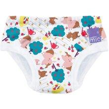 Bambino Mio, Potty Training Pants, Puddle Pigs, 2-3 Years