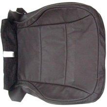 Nissan JJ10 J10 Qashqai Front Seat Base Black Leather Trim Cover 87320-JD51A