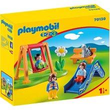 Playmobil 70130 1.2.3 Children's Playground for Children 18 Months+