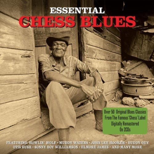 Essential Chess Blues Audio Cd Various Artists