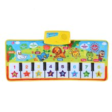 Touch, Play & Learn Musical Piano Mat | Musical Mat for Toddlers