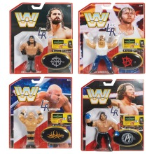WWE Retro - Series 3 - Complete Figure Set