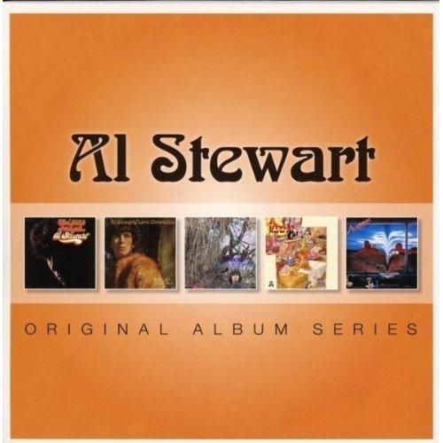 Al Stewart - Original Album Series [CD]