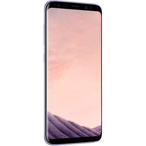 (Unlocked, Orchid Gray) Samsung Galaxy S8 Single Sim | 64GB | 4GB RAM