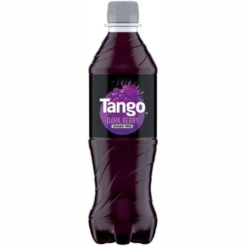 Tango Sugar Free Dark Berry - 24x500ml