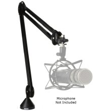 Rode PSA1 Studio Arm spring-loaded mic arm with 2 mounting options