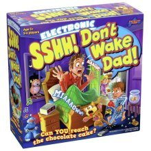 Don't Wake Dad Action and Reflex Game
