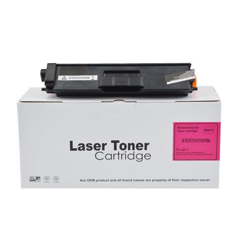 Compatible TN329M Toner Cartridge For Brother Extra Hi Yld Magenta