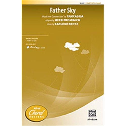 Alfred 00-35598 FATHER SKY-STRX CD