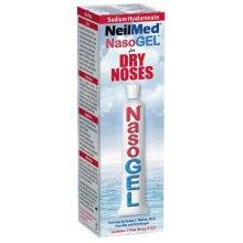 NeilMed NasoGel Tube 28g Nasal Passage Sinus All Natural Moisture Saline Dry