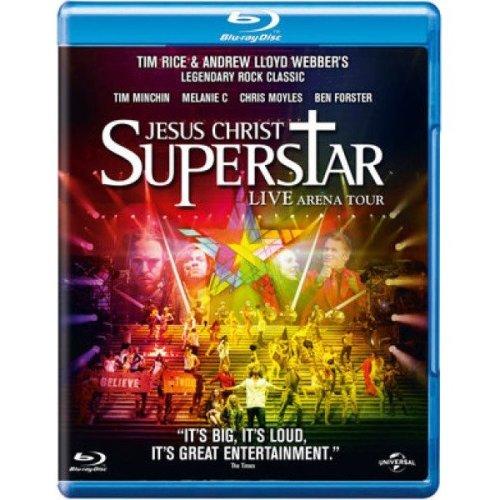 Jesus Christ Superstar - Live Arena Tour Blu-Ray [2012]
