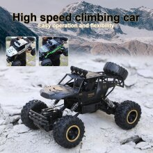UK Kids Toy RC Car Truck Off-Road Vehicle 2.4G Remote Control Buggy UK 1:12 Crawler