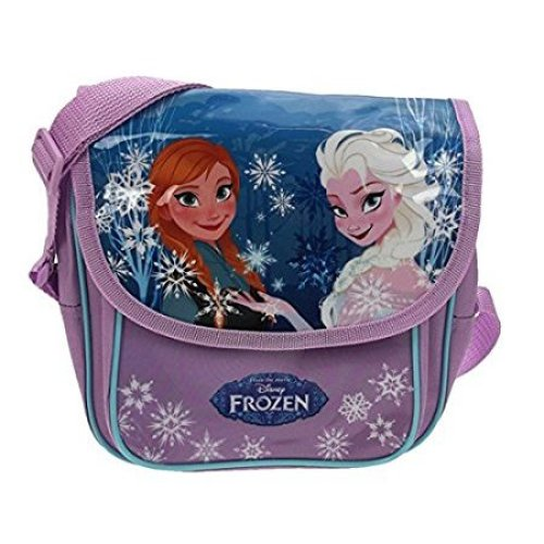 Disney Frozen Despatch Bag For Girls with Shoulder Strap TMFROZ001004