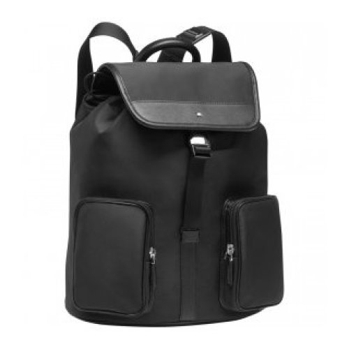 MONTBLANC SMALL HOLDALL SARTORIAL JET 116800