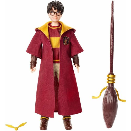 Harry Potter GDJ70 Collectible Quidditch Doll,