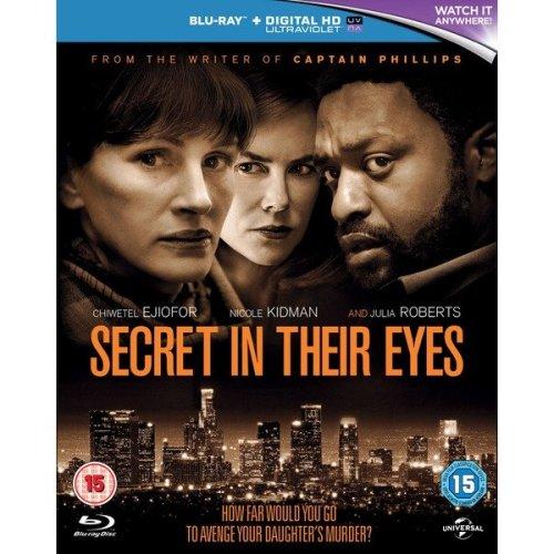 Secret In Their Eyes Blu-Ray [2016]