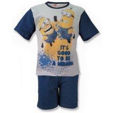 Minions Short Pyjamas - Navy