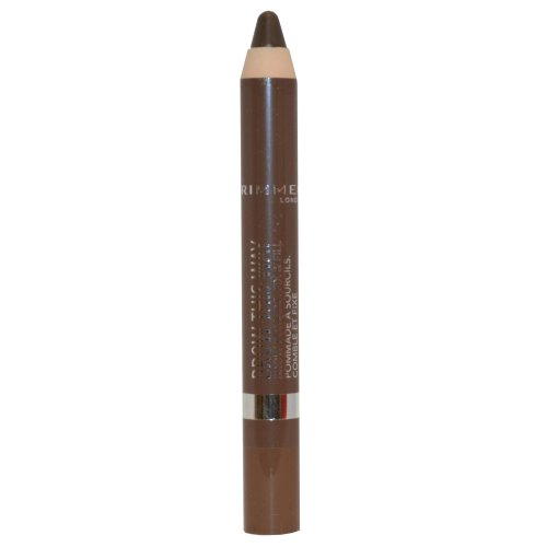 Rimmel London Brow This Way Brow Pomade Fix and Fill 3.25g Dark #003