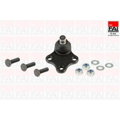 Front FAI Replacement Ball Joint SS208 for Citroen ZX 1.9 Litre Diesel (03/94-10/98)