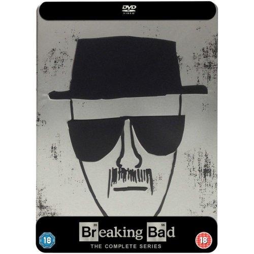 Breaking Bad - Complete Series Tin DVD [2010]