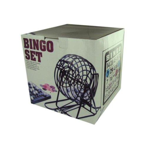 Bulk Buys OB303-4 High Quality Bingo Set - Pack of 4