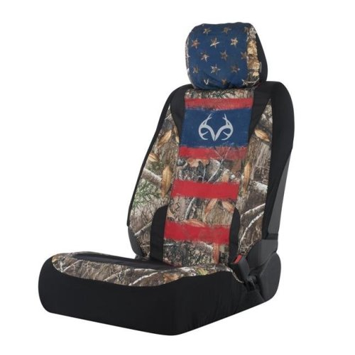 Realtree C000126590199 Low Back Americana & Realtree Edge Seat Covers