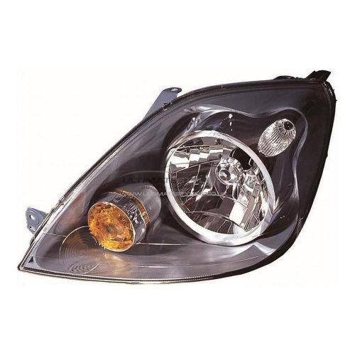 Ford Fiesta Mk6 Hatchback 10/2005-2/2009 Headlight Headlamp Passenger Side N/S