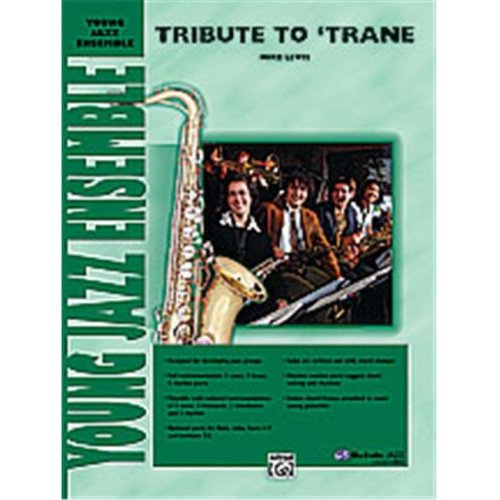 Alfred 00-26865 TRIBUTE TO TRANE-JYJ