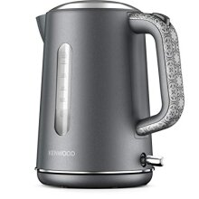 Kenwood ZJP05.A0GY Abbey Grey design kettle, 1.7L with flip top lid, 360âÅâ swivel base, removable filter for easy cleaning, cord storage - Slate