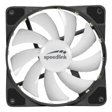 Speedlink Myx Led Extension Fan 120Mm Fan With Rgb Lighting for Pc Cases Mu SL-600609-MTCL