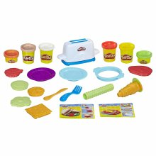 Play-Doh Kitchen Toaster Creations