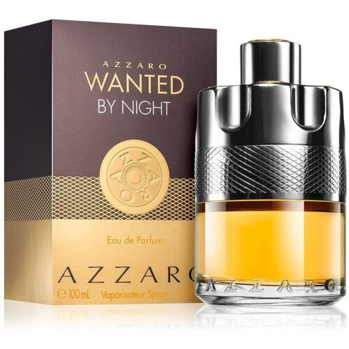 Azzaro Wanted by Night 100ml EDP Men Spray