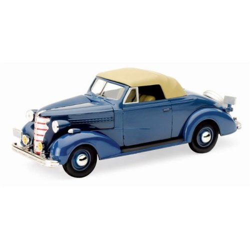 New-Ray SS-55043 1938 Chevrolet Master Convertible Cabriolet
