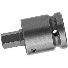 Apex Utica 071-SZ-5-10-14MM 0.5 in. Metric Socket Head Bit