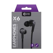 Bass Stereo Earphones for iPhone SAMSUNG In Ear Handsfree Headphones