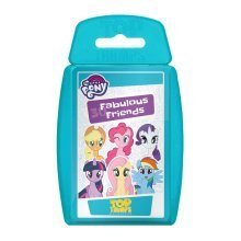 My Little Pony Fabulous Friends Top Trumps