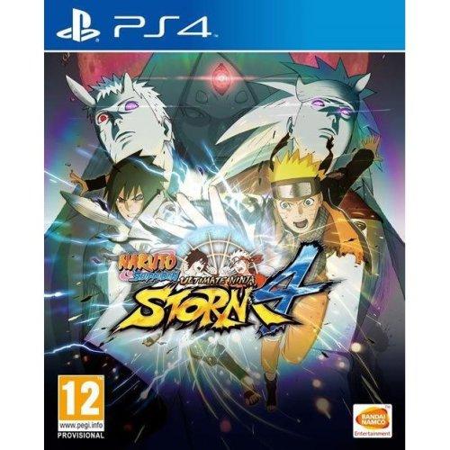 Naruto Shippuden Ultimate Ninja Storm 4 PS4 Game