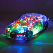 Kids Toys for Boys cool Car LED Light Music 2 3 4 5 6 7 8 Year Old Age Xmas Gift