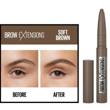 Maybelline Brow Extensions Pomade Crayon - Soft Brown