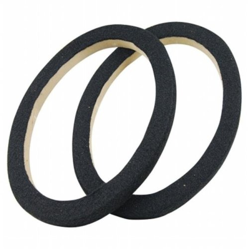 Nippon 6 in. x 9 in. MDF Ring with Black Carpet Pair Packed