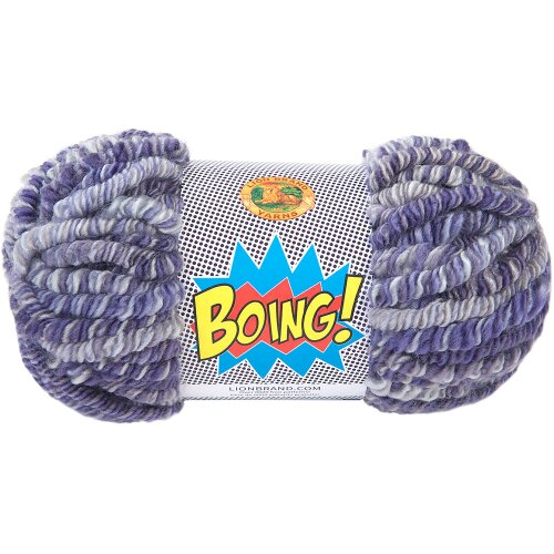 Lion Brand Boing! Yarn-Metropolis