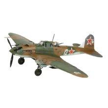 Ilyushin IL-2 Sturmovik - 1/72 Aircraft Model Kit - Tamiya 60781