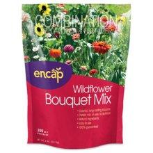 Encap 10809-6 200 sq. ft. Wildflower Bouquet Mulch Seed